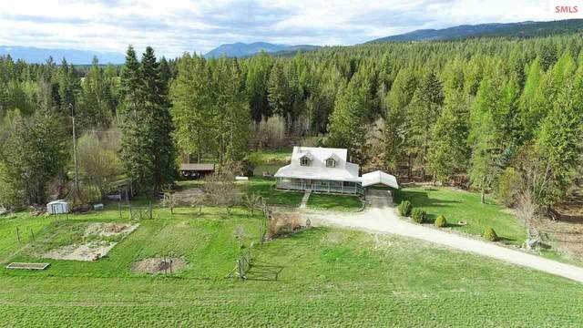 680 Songbird Ln, Bonners Ferry, ID 83805 (#20211078) :: Mall Realty Group