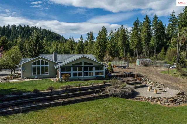 547 Forest Way, Blanchard, ID 83804 (#20211083) :: Northwest Professional Real Estate
