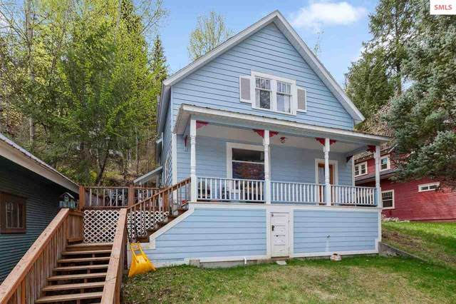 612 Pearl St, Wallace, ID 83873 (#20211131) :: Heart and Homes Northwest