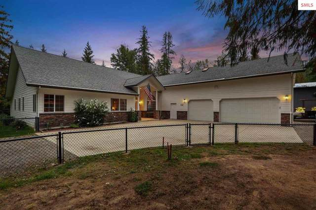 214 Birch Banks Road, Sagle, ID 83860 (#20211134) :: Heart and Homes Northwest
