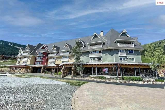10000 Schweitzer Mtn Rd 425/427, Sandpoint, ID 83864 (#20211144) :: Northwest Professional Real Estate