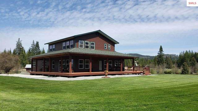 2321 Bear Paw Rd, Priest River, ID 83856 (#20211147) :: Heart and Homes Northwest
