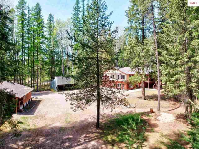 1863 Sagle Rd, Sagle, ID 83860 (#20211148) :: Heart and Homes Northwest
