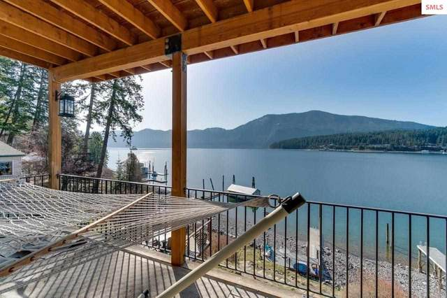 17690 E North Shore Ln, Bayview, ID 83803 (#20211195) :: Heart and Homes Northwest