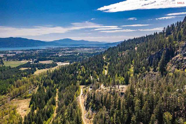 41 Acres Whisper Ridge Drive, Sandpoint, ID 83864 (#20211224) :: Mall Realty Group