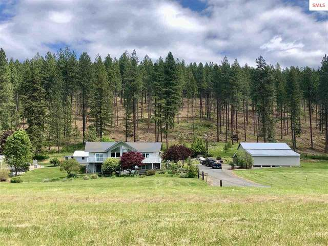 514405 Hwy 95, Bonners Ferry, ID 83805 (#20211391) :: Northwest Professional Real Estate