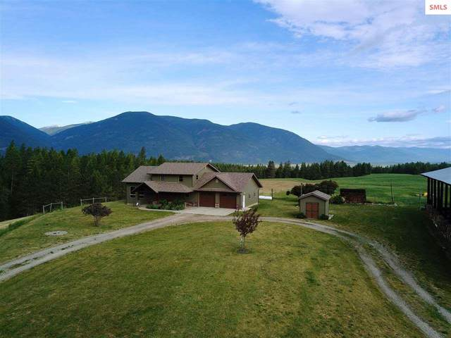 856 Rock Creek Road, Bonners Ferry, ID 83805 (#20211557) :: Mall Realty Group