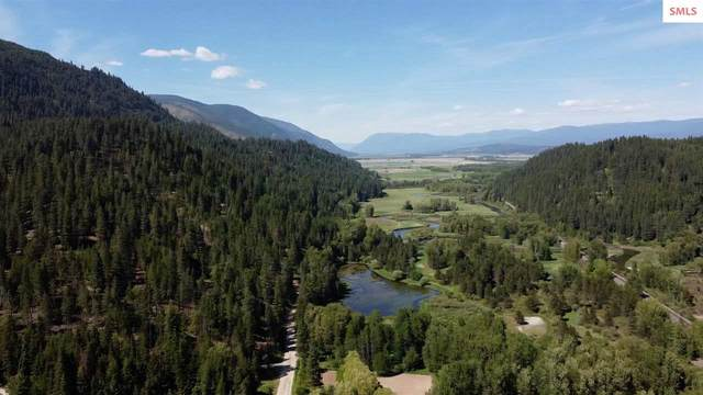 NNA Lions Den And Snow Creek Rd, Bonners Ferry, ID 83805 (#20211577) :: Mall Realty Group