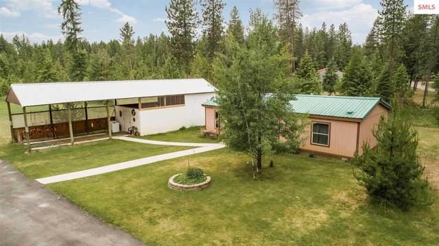 556 Womack Rd, Oldtown, ID 83822 (#20211636) :: Northwest Professional Real Estate