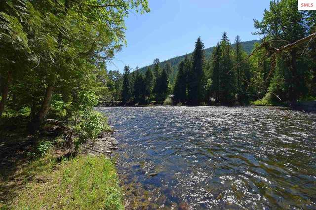 Lot 47 Copper Creek Rd, Bonners Ferry, ID 83805 (#20211666) :: Northwest Professional Real Estate
