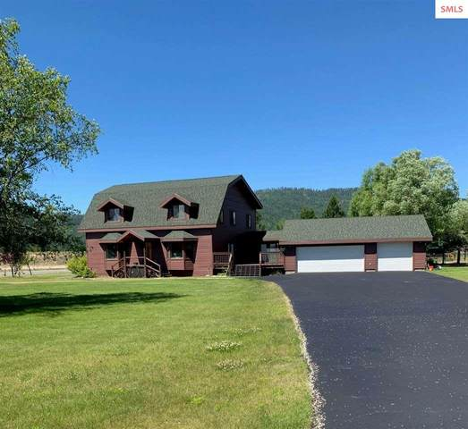 32 Beverly Drive, Sagle, ID 83860 (#20211980) :: Real Estate Done Right
