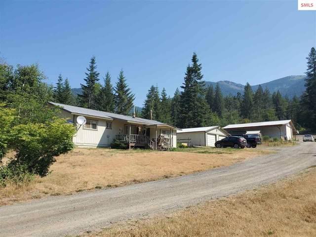 288 Spring Creek, East Hope, ID 83836 (#20212046) :: Northwest Professional Real Estate
