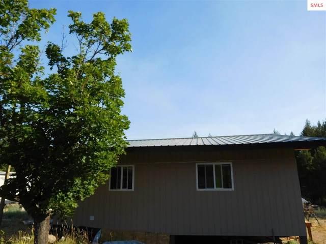 102 Lodgepole Ln, Oldtown, ID 83822 (#20212172) :: Northwest Professional Real Estate