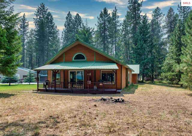15 Washington Dr., Trout Creek, MT 59874 (#20212173) :: Heart and Homes Northwest