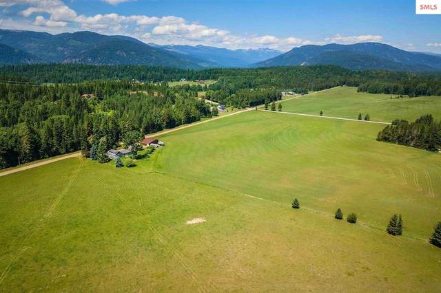 Parcel 1,2,3 N Center Valley Rd, Sandpoint, ID 83864 (#20212184) :: Heart and Homes Northwest
