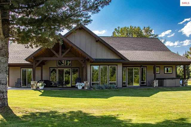 6285 Colburn Culver Rd, Sandpoint, ID 83864 (#20212192) :: Heart and Homes Northwest