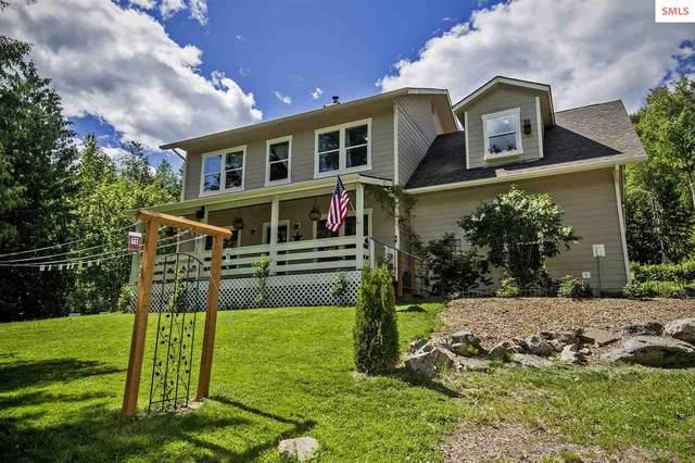 106 Sleepy Cedars Rd, Cocolalla, ID 83864 (#20212194) :: Heart and Homes Northwest