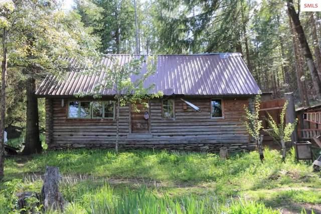 2955 Cabin Ridge Rd, Spirit Lake, ID 83869 (#20212286) :: Northwest Professional Real Estate