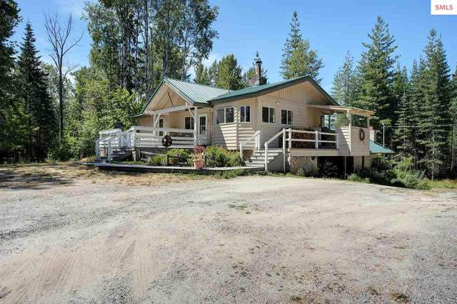 1534 Forest Siding Rd., Sandpoint, ID 83864 (#20212340) :: Northwest Professional Real Estate