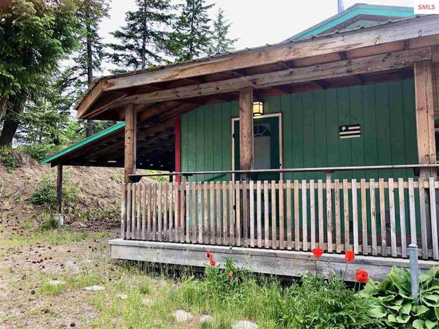 1031 Blue Sky Road, Bonners Ferry, ID 83805 (#20212843) :: Mall Realty Group