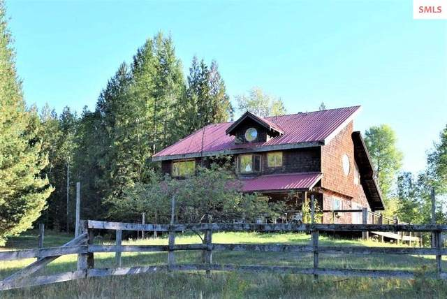 453 Thimbleberry Ln, Sandpoint, ID 83864 (#20212861) :: Mall Realty Group