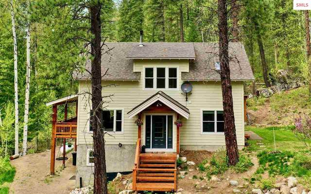 4291 Upper Pack River Rd, Sandpoint, ID 83864 (#20212862) :: Mall Realty Group