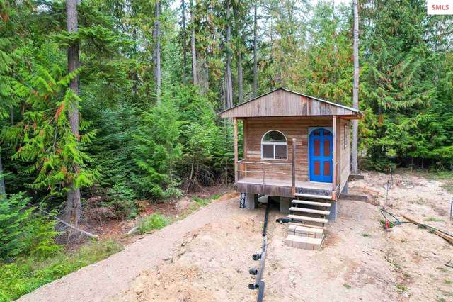131 Whispering Pines Rd, Sagle, ID 83860 (#20212884) :: Mall Realty Group