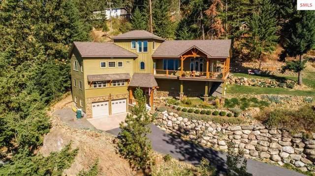 2212 S Silver Beach Rd, Coeur d'Alene, ID 83814 (#20212885) :: Real Estate Done Right