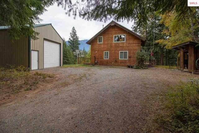 483 Parker Canyon Rd., Bonners Ferry, ID 83805 (#20213058) :: Real Estate Done Right