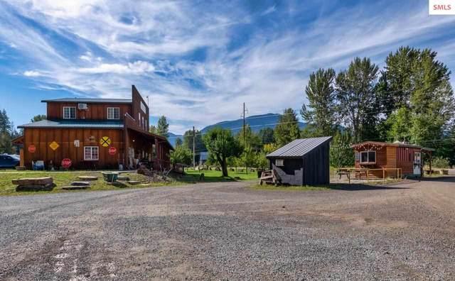 54027 Hwy 200, Clark Fork, ID 83811 (#20213081) :: RE/MAX Centennial
