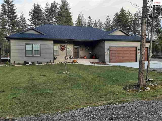 471 Elk Rd, Moyie Springs, ID 83845 (#20213098) :: Heart and Homes Northwest