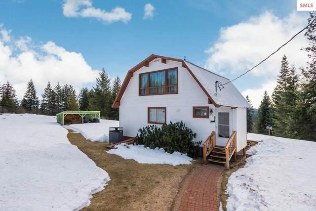 2761 Hoodoo Mountain Road, Priest River, ID 83856 (#20200216) :: Northwest Professional Real Estate