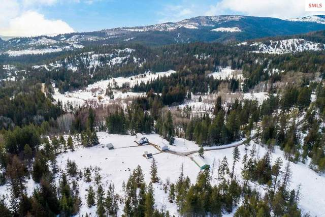 NNA Hoodoo Mountain Road, Priest River, ID 83856 (#20200222) :: Northwest Professional Real Estate
