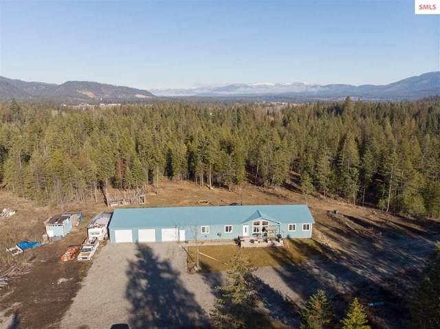 209 Hoop Loop Rd, Priest River, ID 83856 (#20200416) :: Northwest Professional Real Estate