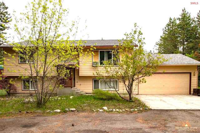 301 N Division St., Moyie Springs, ID 83845 (#20201225) :: Northwest Professional Real Estate