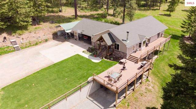 799 Grouse Hill Rd, Bonners Ferry, ID 83805 (#20201400) :: Mall Realty Group