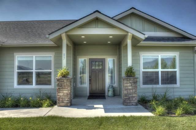 87 Links Dr, Blanchard, ID 83804 (#20202723) :: Northwest Professional Real Estate