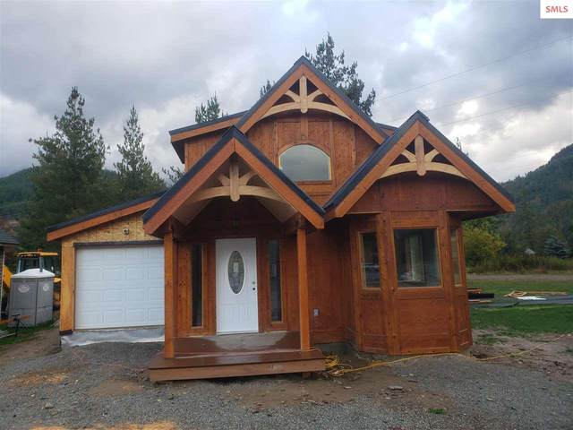 4 Elk Horn Dr, Clark Fork, ID 83811 (#20211529) :: Real Estate Done Right