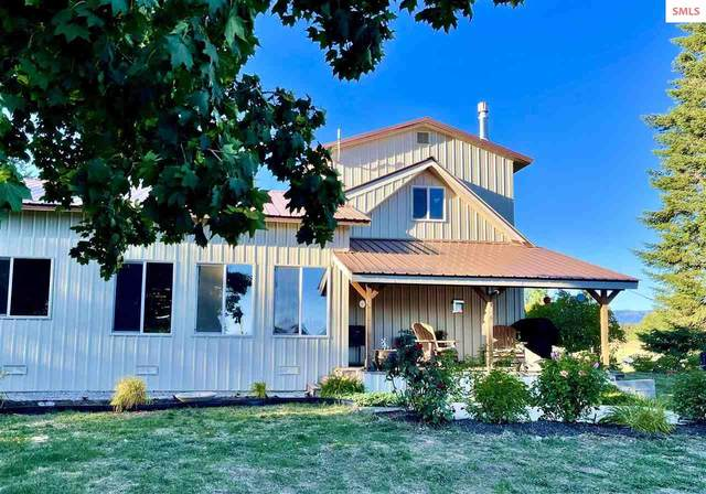 9332 Colburn Culver Rd, Sandpoint, ID 83864 (#20212860) :: Mall Realty Group