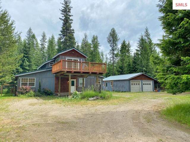 178 Lowrey Court, Clark Fork, ID 83811 (#20201774) :: Northwest Professional Real Estate