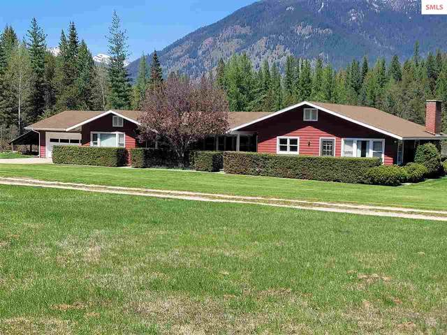 279 Upper River Road, Heron, MT 59844 (#20211072) :: Heart and Homes Northwest