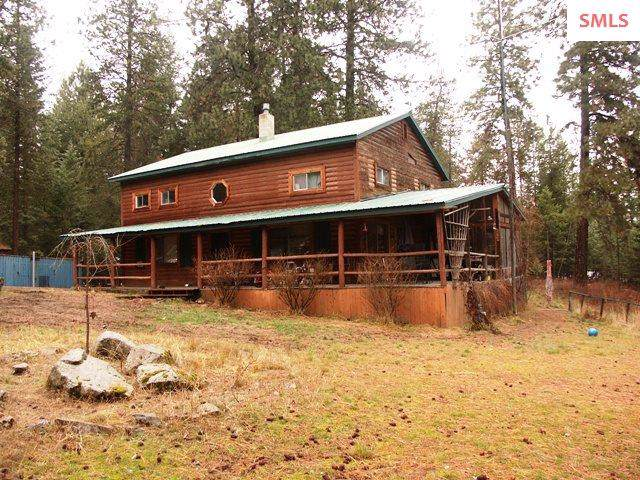 487 Sandy Ridge Rd, Naples, ID 83847 (#20193557) :: Mall Realty Group