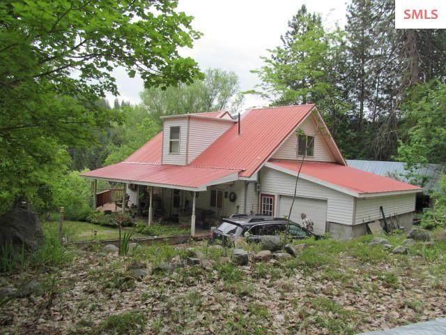 6266 Alder, Bonners Ferry, ID 83805 (#20211593) :: Northwest Professional Real Estate