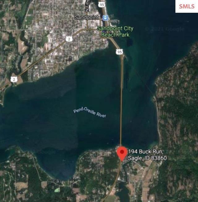 194 Buck Run, Sagle, ID 83860 (#20203186) :: Northwest Professional Real Estate
