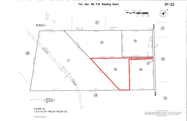 5.5 ac. Webb Rd, Anderson, CA 96007 (#19-193) :: 530 Realty Group
