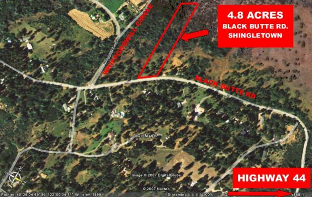 Lot 8 Black Butte Rd., Shingletown, CA 96088 (#19-197) :: 530 Realty Group