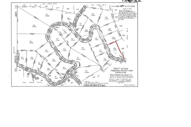 Lot 104 Stagecoach Dr., Oak Run, CA 96069 (#19-2811) :: 530 Realty Group