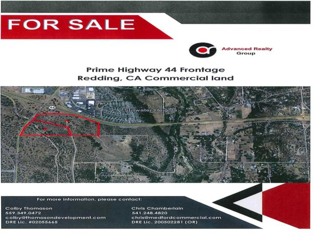 3553 Airport, Redding, CA 96002 (#19-3308) :: 530 Realty Group