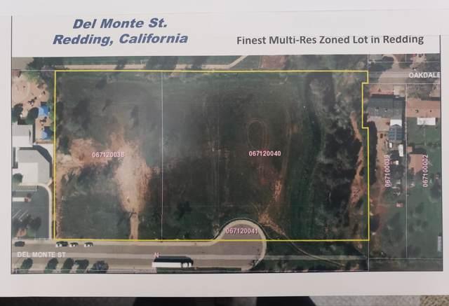 1186 /1220 Del Monte St, Redding, CA 96002 (#19-5939) :: Waterman Real Estate