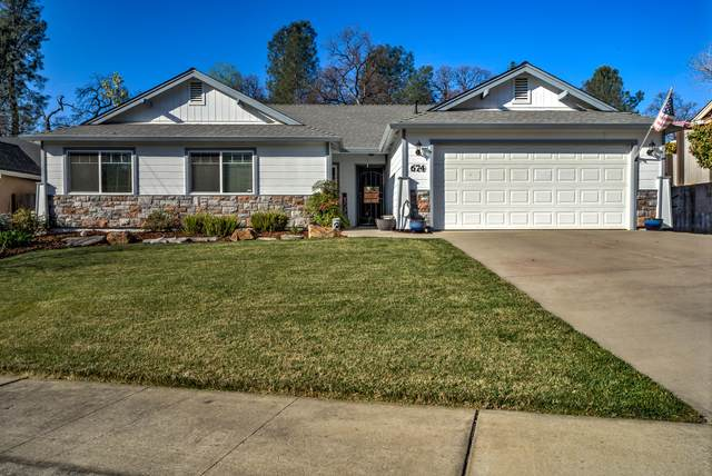 674 Valleybrook Dr, Redding, CA 96003 (#20-1001) :: Wise House Realty